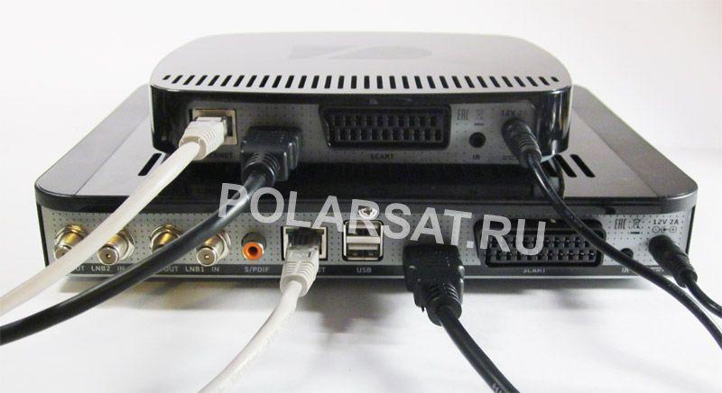 Купить GS E501/GS C591 - один комплект Триколор ТВ на 2 телевизора